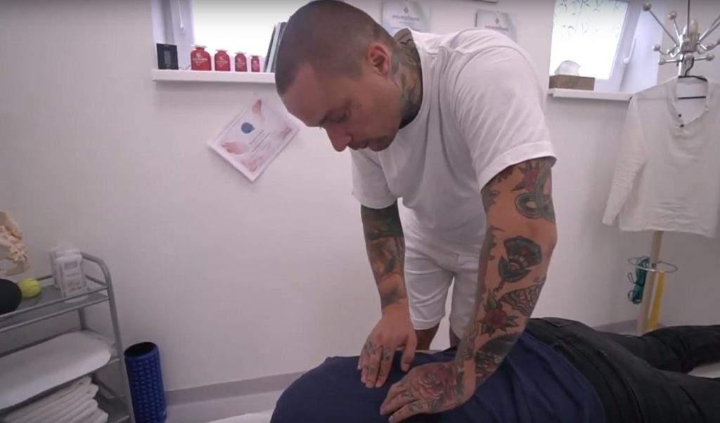 Roman Farkaš, EnergyFlex, Chiropraxia, chiropraktik, náprava pohybového aparátu, online terapie